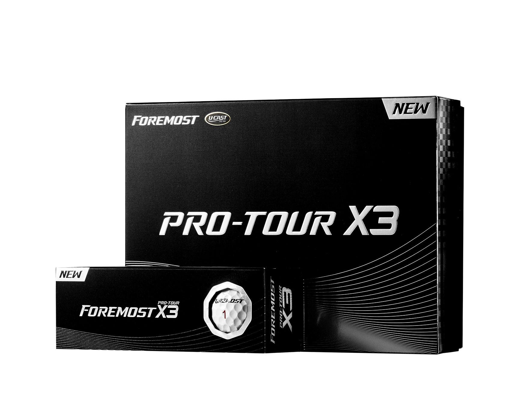 【2020年新款】PRO-TOUR X3