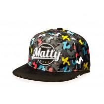 Matty 系列高爾夫球帽